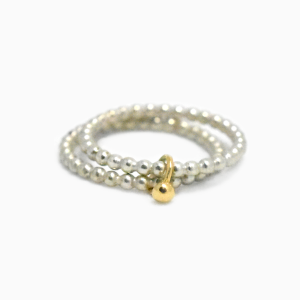 Rings golden Bangle